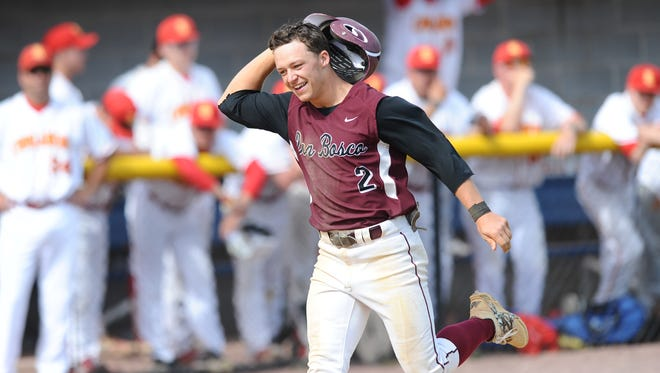 Former Don Bosco player Josh Shaw will be looking to help St. John's make a run in the 2018 NCAA Division I Baseball Tournament.