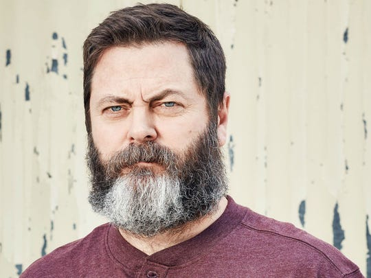 Nick Offerman will perform Dec. 8 at Old National Centre,