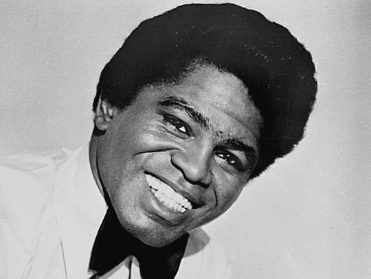 Songs popularized by James Brown will be performed