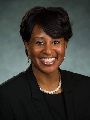 Monica Garnes has been named president of Kroger's Fry's division.