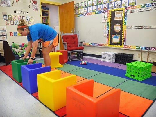 Teacher Classroom Prep 1