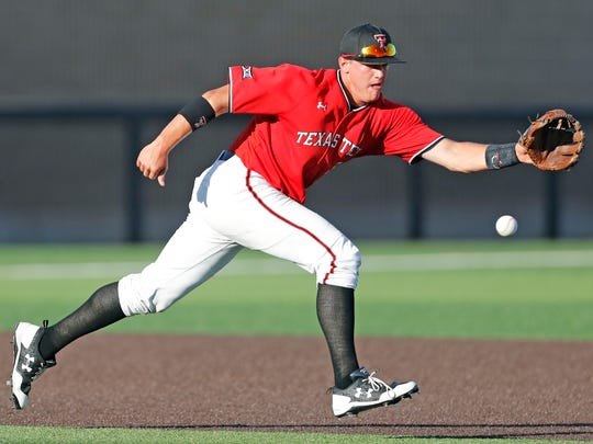 Texas Tech baseball back in Omaha for fourth time in six years