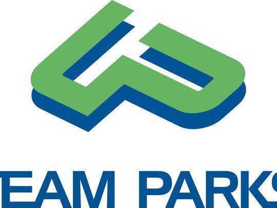 Team Parks logo