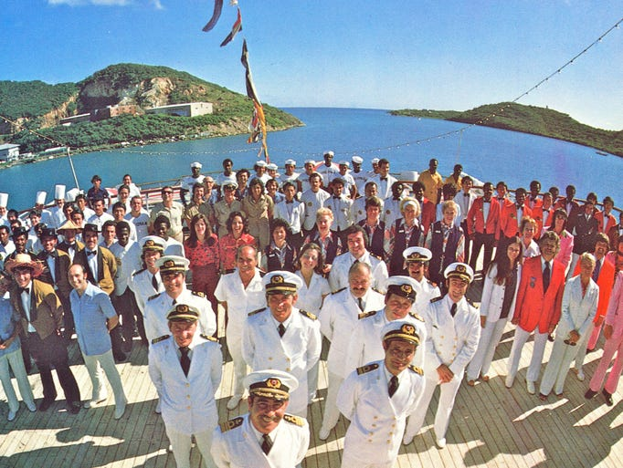 Long before it grew into the world's largest cruise line with its current fleet of 24 ships, Carnival Cruises sprung from relatively humble beginnings with three former British ocean liners that were converted for cruise service.