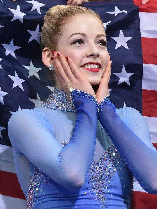 USP Olympics_ Figure Skating-Team Ladies Free Skat