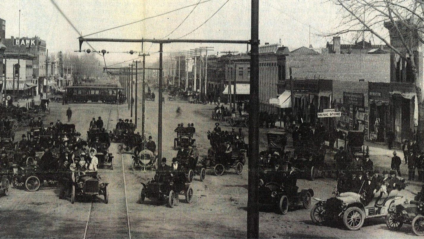 Timeline Major Events In Fort Collins History