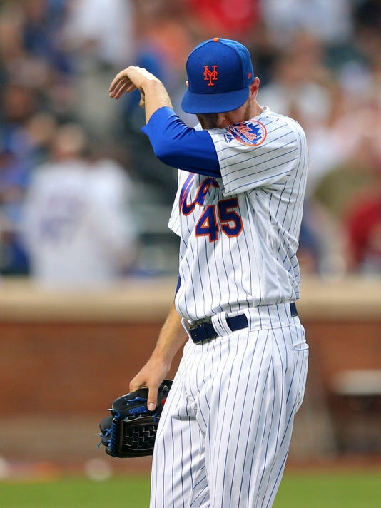 MLB Chicago Cubs at New York Mets