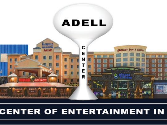 Kevin Adell envisions restaurants, hotels and entertainment