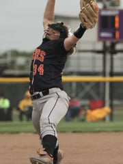 Madelyn Thomas and the Galion softball team will open play Monday evening against Buckeye Central.