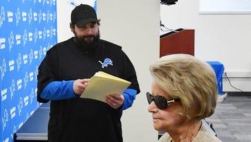 Wojo: Lions double down in their faith in Matt Patricia