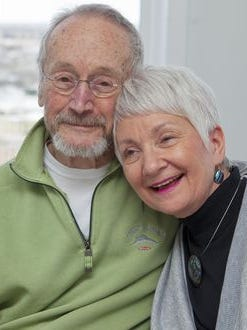 Former Principal Financial CEO David Hurd, pictured here with his wife Trudy, died Feb. 6, 2016 in Des Moines.