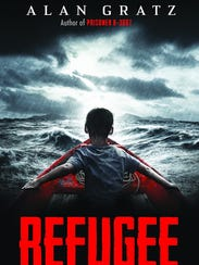 """""""Refugee"""" cover"""