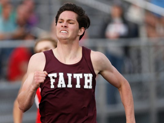 LAF Boys Track Sectional