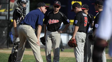 Jackson Little League fell in the Mid-Atlantic Regional championship game to Red Land (Pa.) on Sunday evening