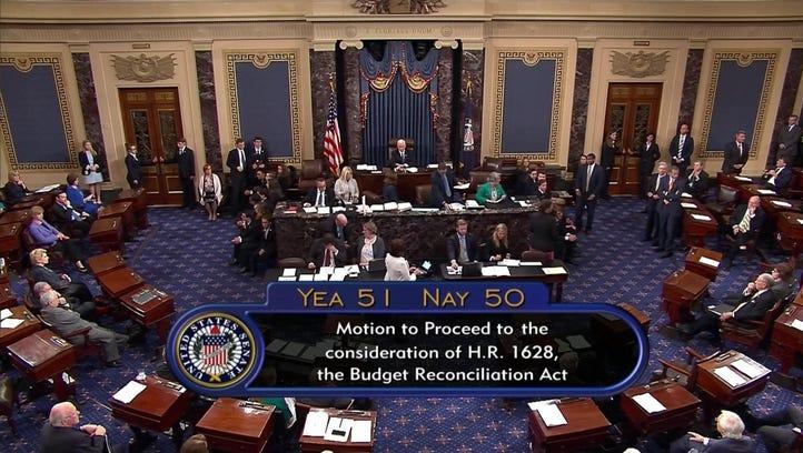 Por un voto, senadores decidieron que se abrirá el