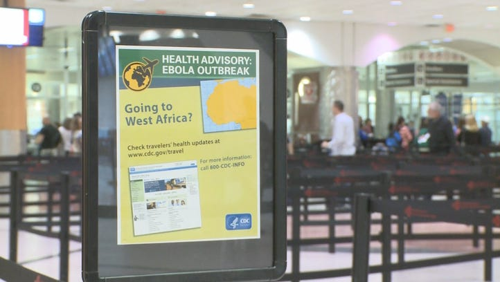 Ebola screenings begin at Hartsfield-Jackson International