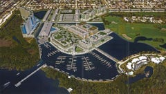 Massive North Fort Myers development proposal includes 20-story housing, hotel, retail and more