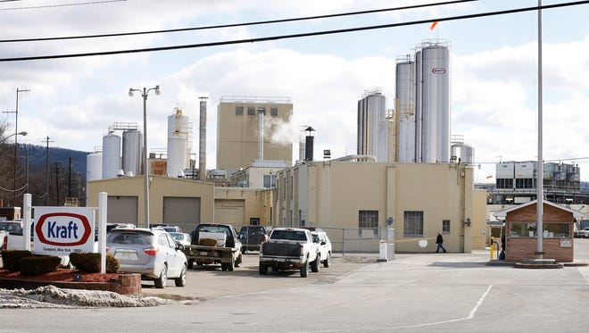 Layoff notices were distributed this week at the Kraft-Heinz facility in Campbell, which sits off Interstate 86. The plant, which employs around 330 people.