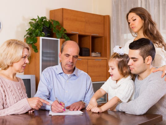 Instead of moving, seniors and their adult children sometimes decide to  adapt the family home to comfortably, safely age in place.