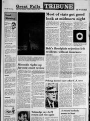 The Feb. 27, 1979 front page of the Great Falls Tribune