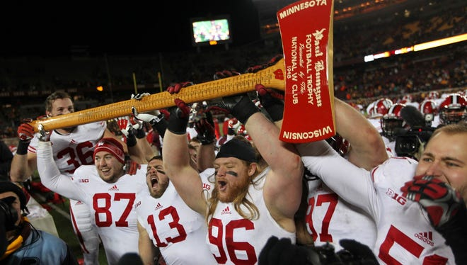 Some current UW players point to the 2013 victory over Minnesota as a special one.