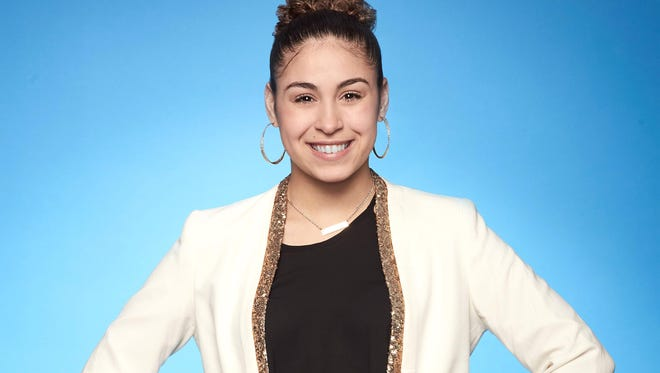 """Gianna Isabella Petrone of Jackson is in the """"American Idol"""" Top 10 and will perform tonight on the Fox reality show."""