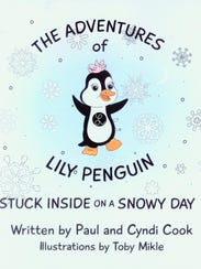 """""""The Adventures of Lily Penguin: Stuck Inside on a"""