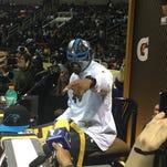 Scenes from Super Bowl 50 Media Night