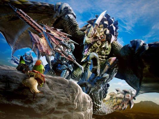 Monster Hunter 4 Ultimate - Seregios