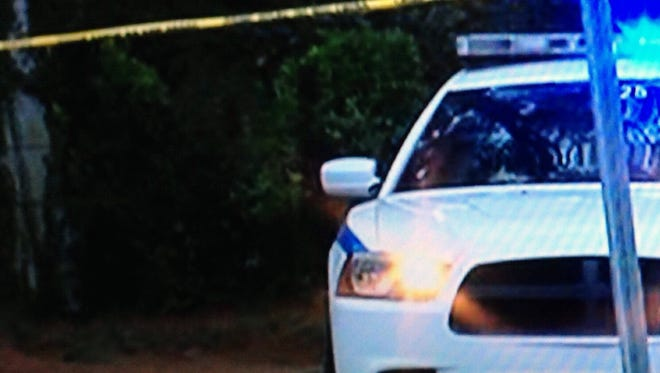 A Hinds County Detention Center employee was involved in a shooting Thursday.