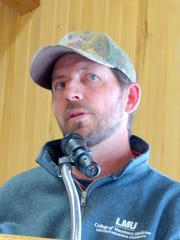 Cody Thurston reminded councilors that outdoor recreation