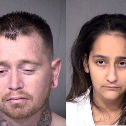 Kansas and Wendy Lavarnia were arrested in connection