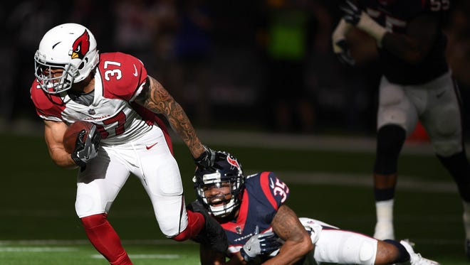 Arizona Cardinals running back D.J. Foster went to high school and college in Arizona.