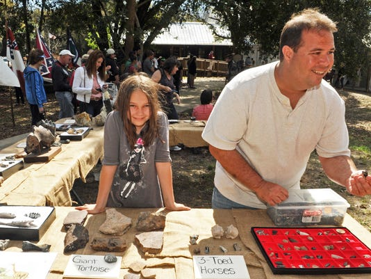BEST David Celli fossil collector