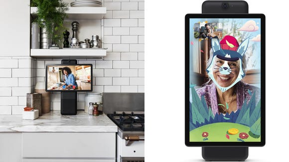 Facebook Portal Plus' best features are its follow-you