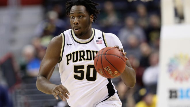 Caleb Swanigan and the Purdue Boilermakers will be among the teams playing in Milwaukee in the first round of the NCAA tournament.