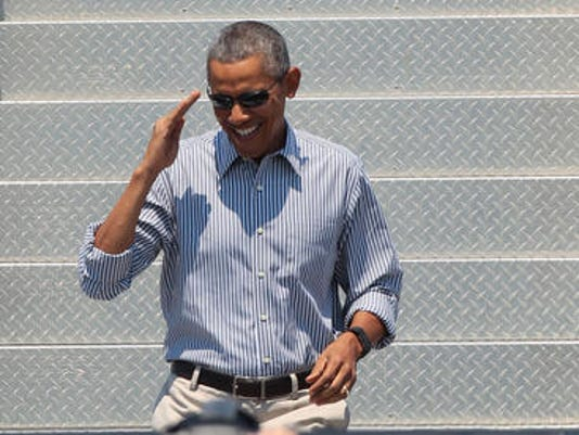 President Obama visit closes Sunnylands