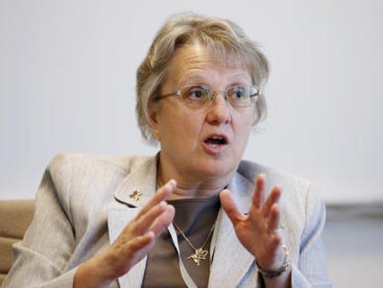 Arizona Superintendent Diane Douglas