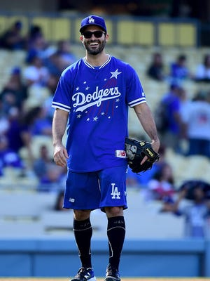 """Former ASU baseball player Tyler Hoechlin will play Superman on the season 2 debut of """"Supergirl"""" on the CW network."""