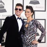 Robin Thicke and Paula Patton started dating when they were teenagers and announced their split earlier this year.