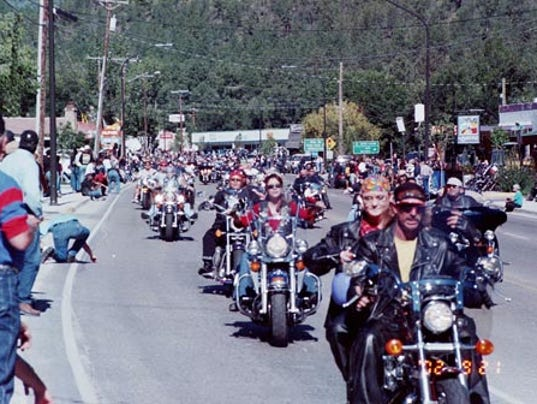Golden Aspen Bike Rally