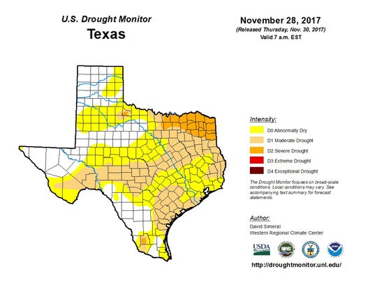 Just three months after Hurricane Harvey, much of Texas