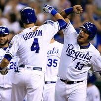 Alex Gordon has helped fuel the Kansas City Royals' hot streak in August, hitting .284 with seven homers and 13 RBI during the month.