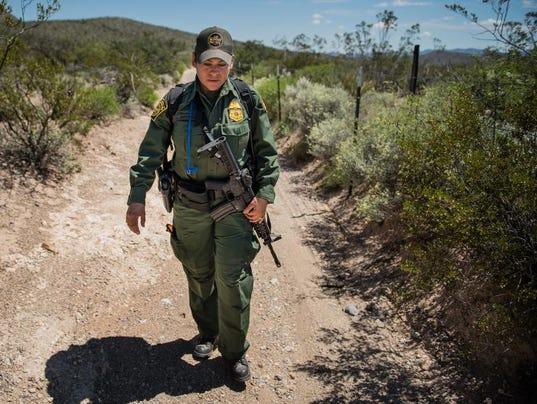 Women Border Patrol 1