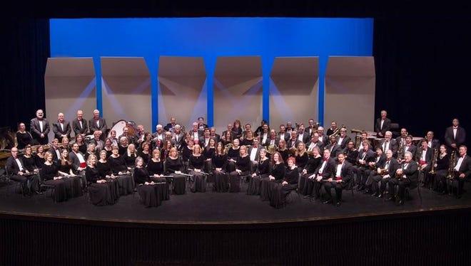 The Farmington Community Band plays Dec. 18 at 3 p.m. at Harrison High School.