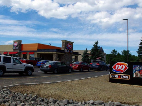 DQ storefront