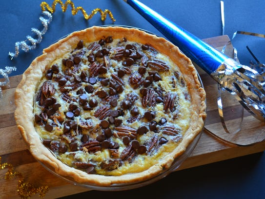 German Chocolate Pie is one of the easier pies you