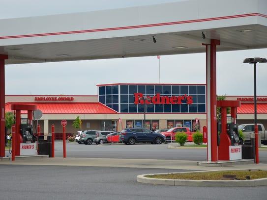 A Redner's Supermarket in Georgetown.