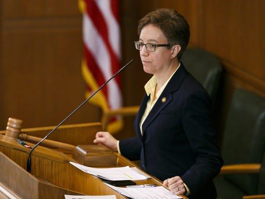 House Speaker Tina Kotek, D, District 44