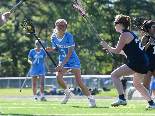 Burlington vs. South Burlington Girls Lacrosse 05/29/18